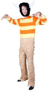 Adult Where the Wild Things Are Monster Costume   Family Group Costumes