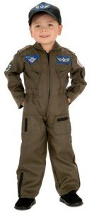 Air Force Fighter Pilot Toddler Costume