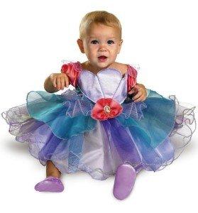 Ariel Infant Costume