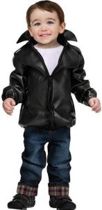 Baby Boy's T-Bird Gang Toddler Jacket