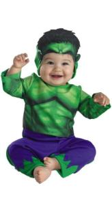 Baby Hulk Infant : Toddler Costume
