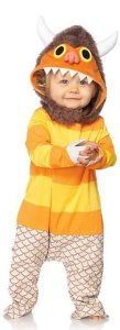 Baby Where the Wild Things Are Carol Costume | Toddler monster costume | family group costumes