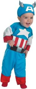 Captain America Infant : Toddler Costume