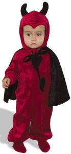 Darling Devil Toddler Baby Costume | family group costumes
