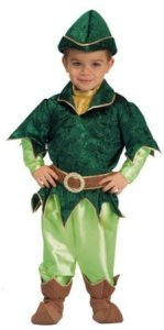 Deluxe Peter Pan Baby Toddler Costume | Family group costumes