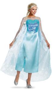 Disney Frozen - Deluxe Elsa Dress