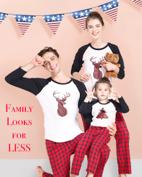 Family Looks for Less