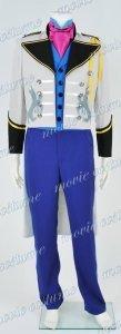 Frozen Prince Hans Swallowtail Suit