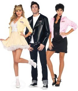 Grease Adult Costumes