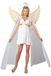 Heavenly Radiant Angel Costume