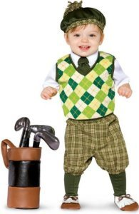Kids Golf Costume