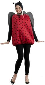 Lady Bug Adult Costume | family group costumes