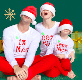 Matching Family Pajamas up to 70% OFF