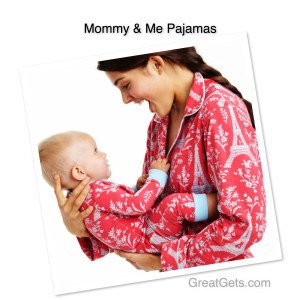 Mommy & Me Pajamas