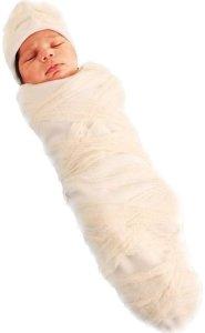 Mummy Bunting Baby Costume