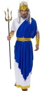Neptune Adult Costume