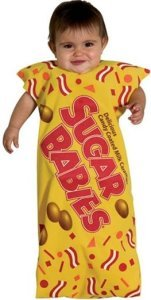 Original Little Sugar Babies Costume | baby candy costume | family group costumes