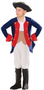 Patriot Soldier Boy Kids Costume