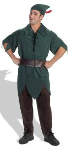 Peter Pan Disney Adult Costume | Family group Costumes