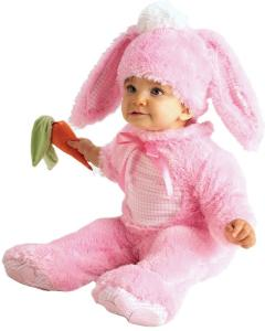 Pink Bunny Infant Costume | baby toddler rabbit costume | family group costumes