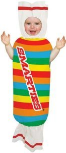 Smarties Baby Costume | baby candy costume | family group costumes