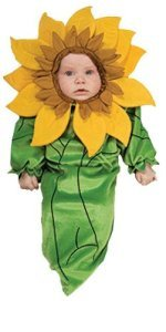 Sunflower Newborn Costume | baby infant flower costume | family group costumes