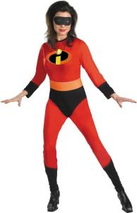 The Incredibles Mrs. Incredible Adult Costume