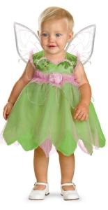 Tinker Bell Infant Baby Costume Peter Pan family group costumes