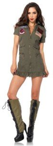 Top Gun Women's Flight Dress