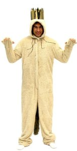 Where The Wild Things Are Max Wolf Adult Costume | Family group costumes
