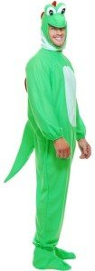 Yoshi-moto the Green Dino Adult Costume