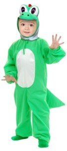 Yoshimoto The Green Dino Toddler Costume