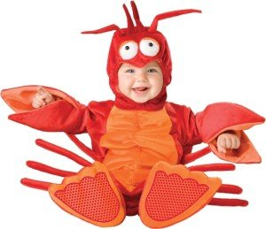 baby Infant Lobster Costume