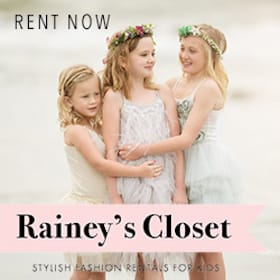 rent special occassion outfits for your children!