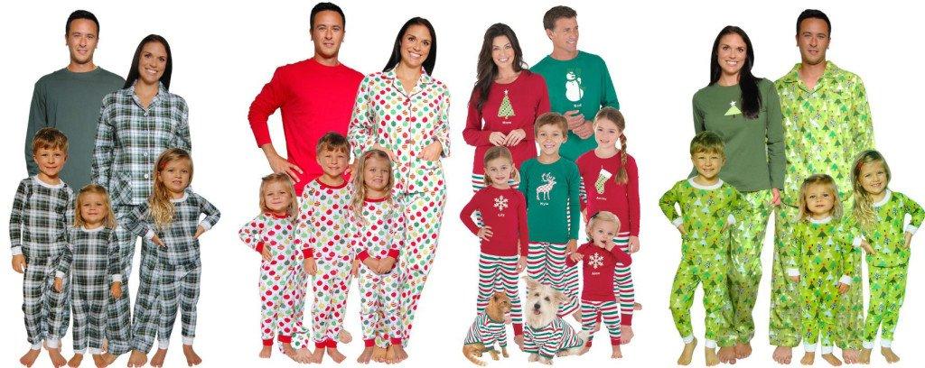 Christmas Family Pjs
