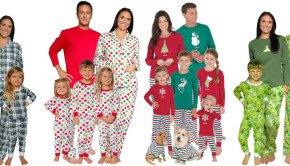 Matching Family Hanukkah Pajamas | Holiday Sleepwear | MomMeMatch.com