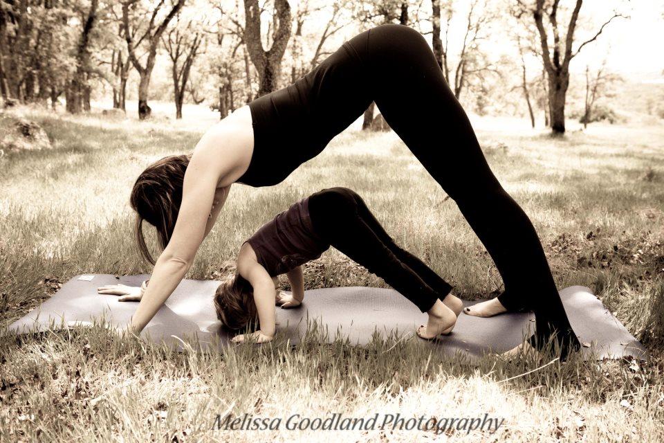Mom & Me Yoga | Healthy Living | Fitness for Life | Family ...