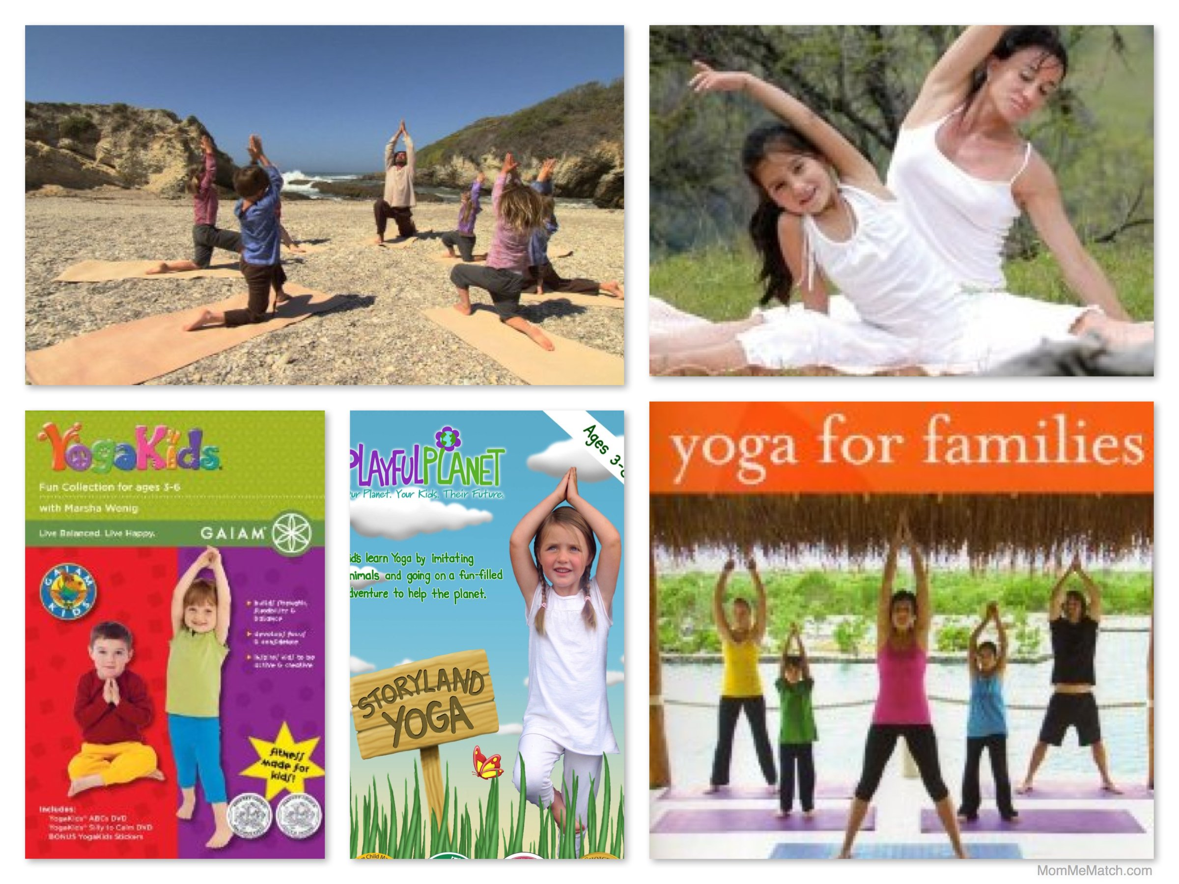 Mom & Me Yoga DVDs & Downloads