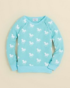 wildfox unicorn sweatshirt
