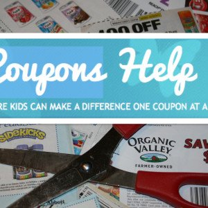 Coupons Help Best Family Service Project