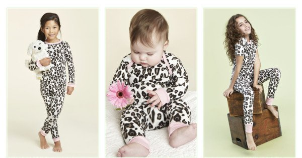 Baby & Girls Call of the Wild Bedhead Pajamas