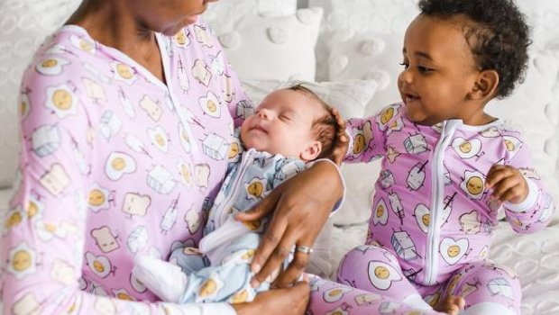 Best Gifts for Mom - Sweet Matching Mom & Me Pajamas