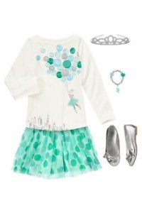 Back to School Girls Clothes Ballet Beauty