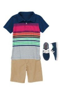 Back to School Boys Clothes Beachcomber Cool