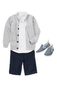 Back to School Boys Play It Cool Outfit