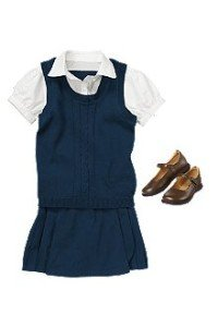 Back to School Girls Style Smarty Outfit