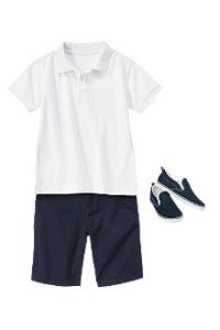 Back to School Boys Well Schooled Outfit