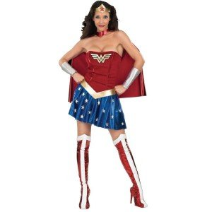 Wonder Woman Costume, Celebrate Girl Power