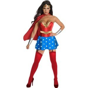 Wonder Woman Costumes, Celebrate Girl Power