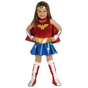 Wonder Woman Toddler Costume, Celebrate Girl Power
